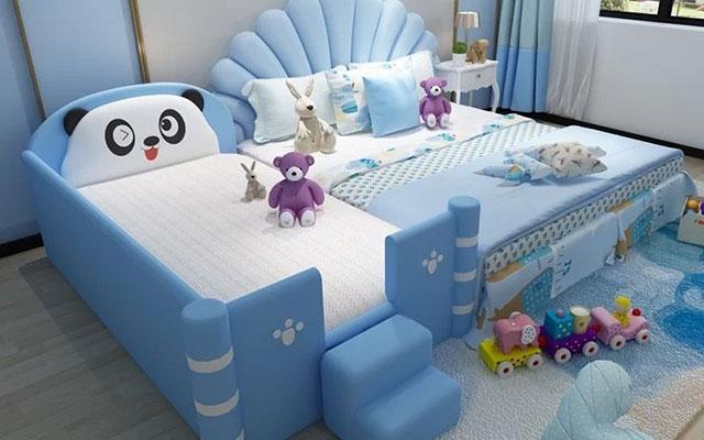 Chọn giường ngủ cho bé