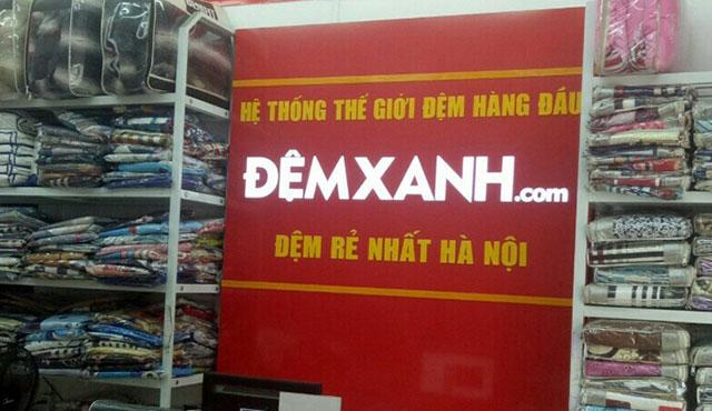 Đệm Xanh đại lý phân phối đệm Kim Cương chính hãng