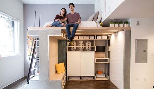 Chọn đệm cho phòng ngủ có diện tích nhỏ