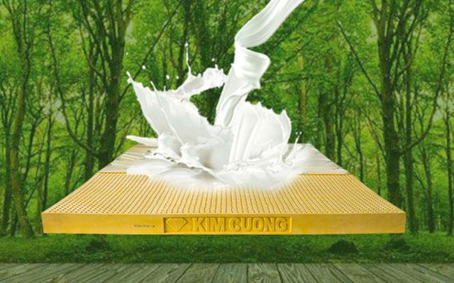 Review đệm cao su bông ép Kim Cương Titanium 3M