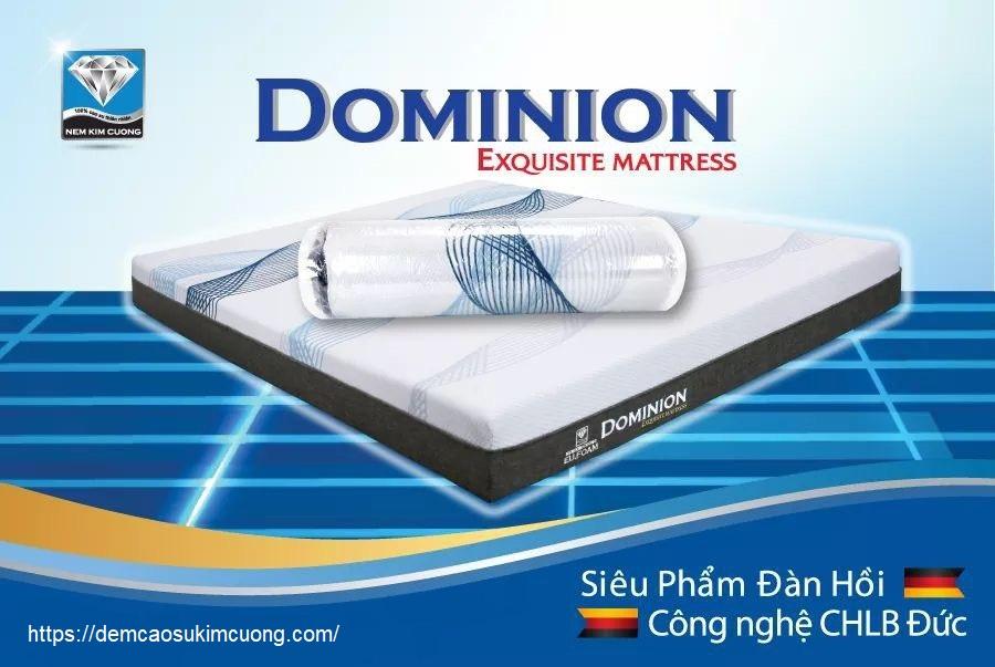 Đệm Kim Cương Foam Dominion